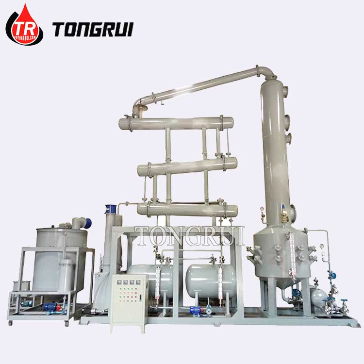 Regeneration Machine Car Oil Recycling Machine Make Base Oil and Diesel