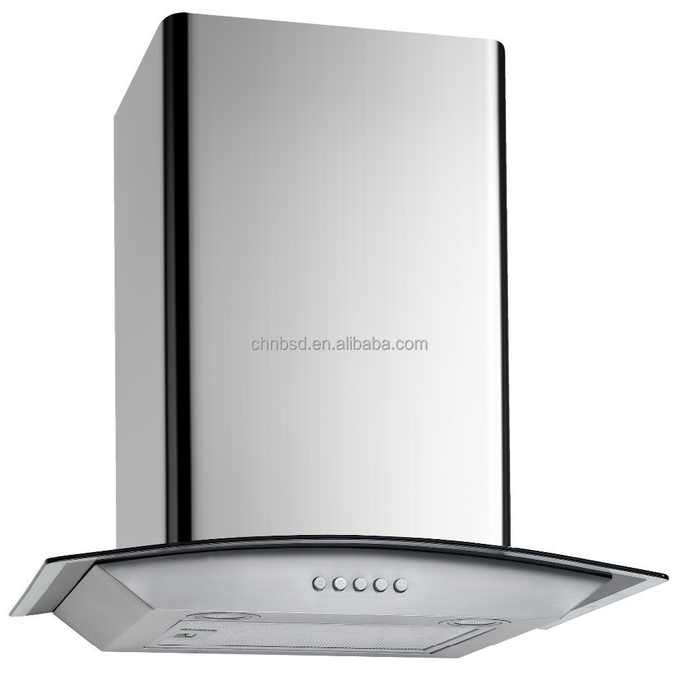 New arrival ! Newest 60cm wall mounted kitchen Range hood with smaller Chimney in 300mm Width