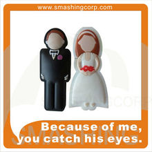 lovely wedding gifts, can brand names, wedding usb flash drive