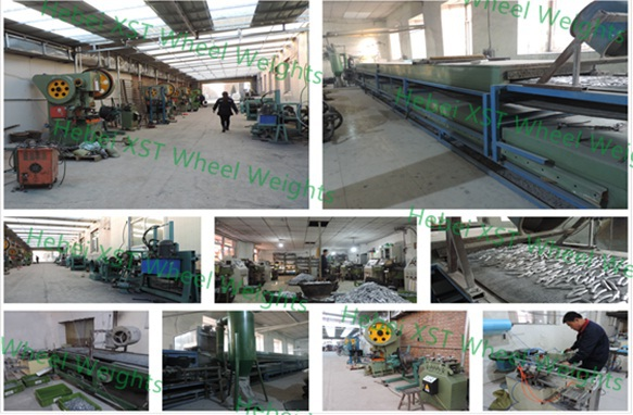china wheel weight mould