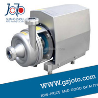 370W Stainless Steel Sanitary Food Grade Water Pumps Dairy Milk Transfer Centrifugal Pump