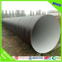 Alibaba com l555 spiral tube for oil and gas manufacturing