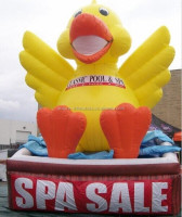 Fun Duck Inflatable advertising cheap on sales