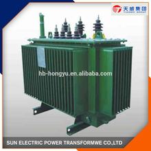 OEM Customized Services 3 phase step down oil immersed transformer for good quality