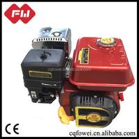 OHV air cooled gasoline engine for model airplane
