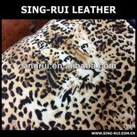 2017 AUTUMN AND WINTER new style fur pu synthetic leather