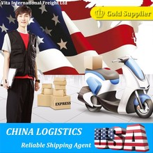 Door to door USA Amazon air shipping services included duty