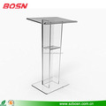 Perspex free pulpit furniture audio presentation podium