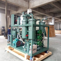 Multi-stage Vacuum Transformer Oil Filter Machine, High Vacuum Oil Purifier & Transformer Dry-out System