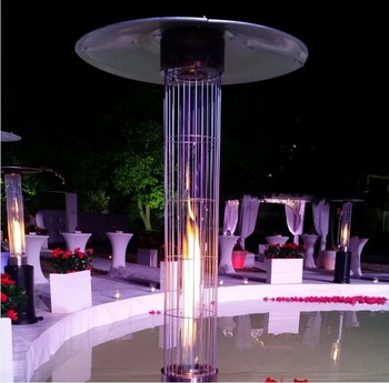 High quality outdoor gas heater For early spring