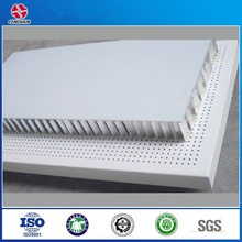 aluminum honeycomb panel building material for sign board with low price