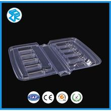 Top sale plastic clear pvc usb blister package tray