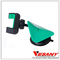 made in China best adjustable plastic mobile phone holder for car