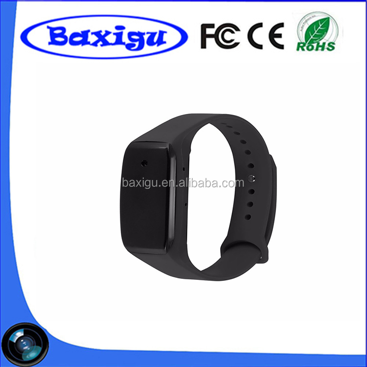 2017 hot sale new design smart spy wristband camera <strong>K18</strong> smart watch kid bracelet camera