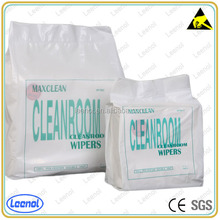 free sample disposable polyester cellulose industrial lint free cleanroom wiper