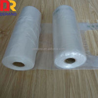 Custom made eco-friendly ldpe plastic bag in roll