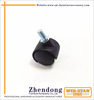 ZD-P009-A Wholesale Caster Swivel Wheels 1.5 Inches Office Chair Castor Wheel