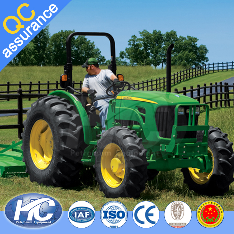 Chinese top quality cheap diesel engine mini tractor farm machine