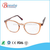 Newest model optical fashion brand red plastic frame reading glasses
