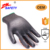 Smooth TPR Padded Anti Impact Gloves Black Anti Cut Resistant Gloves with Competitive Price