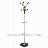 2016 Wrought iron free standing coat rack for sale