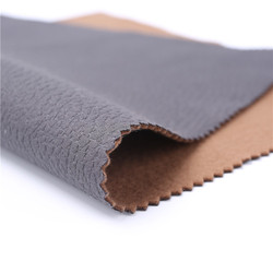 shops selling cheap Raw material full grain sample of faux suede upholstery fabrics
