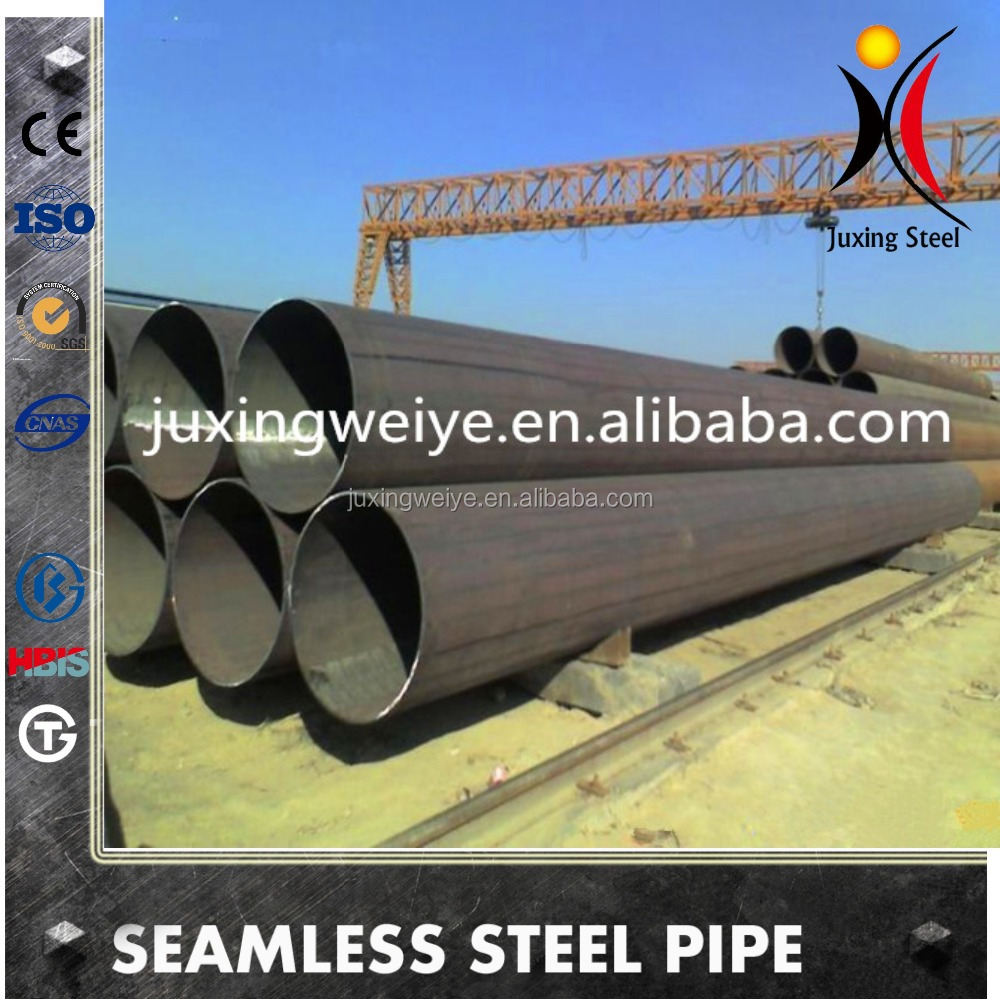 ASTM GB A53 A106A 106C,20#,45#,16Mn,P91,P22,27SiMn Seamless Steel Pipe made in china