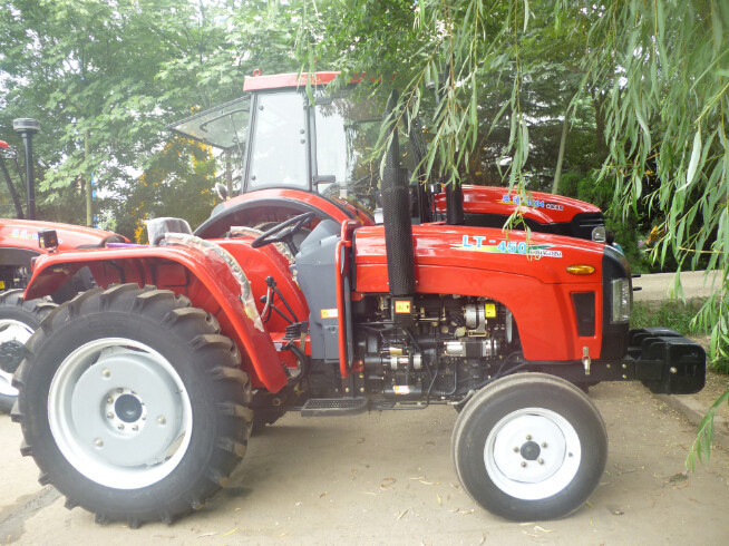 Chinese cheap 45HP 2 wheel drive mini tractor