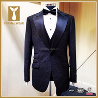Slim fit man night suit mens coat men wedding coat