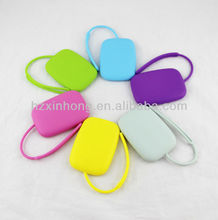 Newest car key casing for silicone product