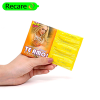 competitive price and best super dotted condoms with high quality