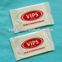 OEM single wet wipes apply for adult
