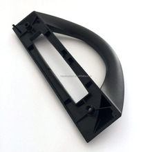 Cheap Rapid Prototyping PC Injection Moulded Plastic Products in Black Colour