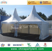 3m-15m Outdoor Wedding Party Canopy Tent/ Pagoda Tent/ Garden Gazebo