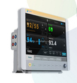 Wire/wireless central monitoring system multi-parameter plug-in patient monitor price E15