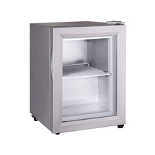 Small Soft Ice Cream Showcase Freezer for Popsicle,ice lolly Mini Showcase