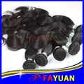 Guangzhou Fayuan Hair Unprocessed 100% Human virgin Philippine Hair