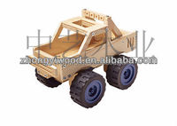 2015 new fashion handmade wooden cars wholesale