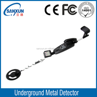 Deep ground search gold detector durable metal detector