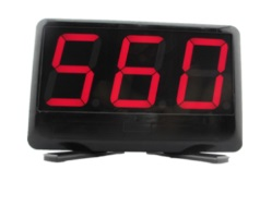 Electronic Indoor outdoor LED scoreboard