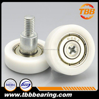 Deep groove ball bearing 626Z with plastic for slot machine