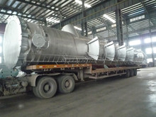 World Class High pressure vessel oil gas storage tanks
