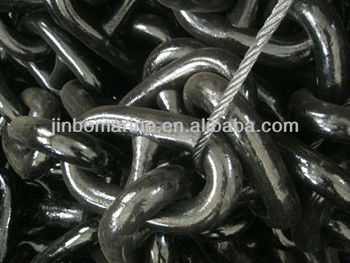 R3 Offshore Stud Link Mooring Chain