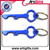 promotional zinc alloy bottle opener key chain metal