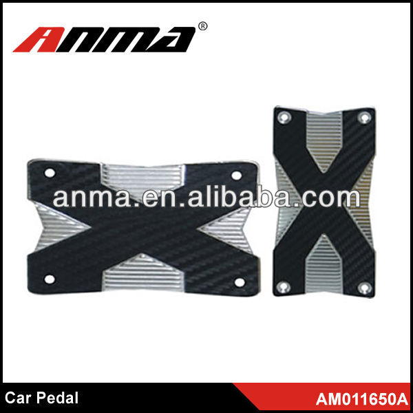 Good quality low price car auto accessories pedals pad cars adjustable foot pedals