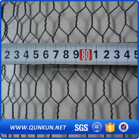 Galvanized hexagonal wire mesh for chicken cage