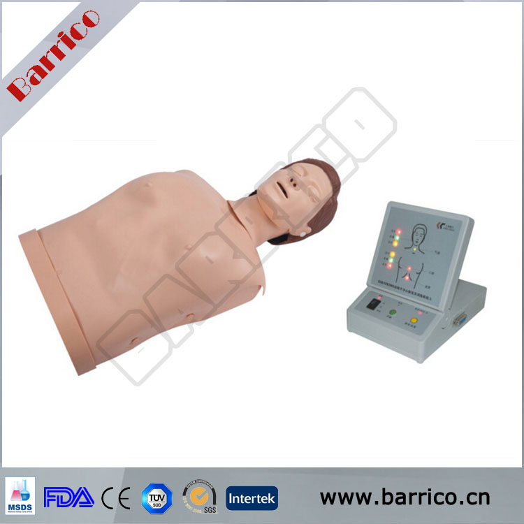CPR200S half body high grade CPR training manikin
