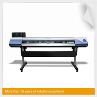Versatile VersaCAMM Roland VS-300i machine Roland Print And Cut Printer with dx7 head