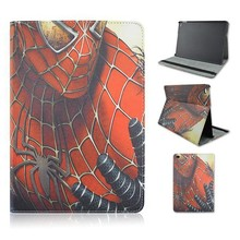 Spiderman Flip PU Leather Stand Back Case For ipad air 2