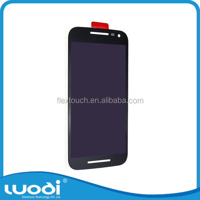 LCD Display Touch Digitizer Screen Assembly Replacements For Motorola MOTO G3